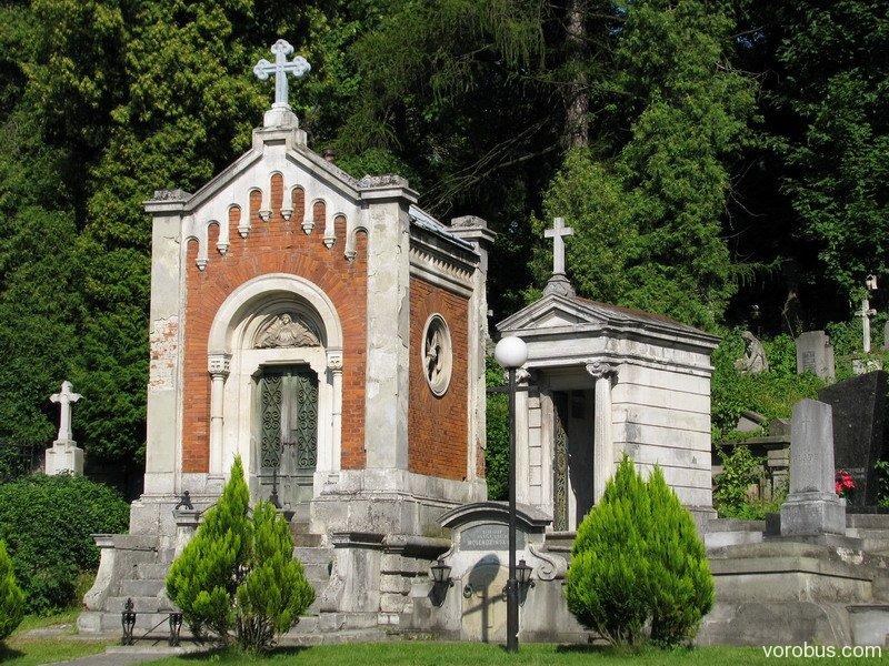 Музей Личаківський цвинтар